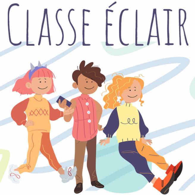 classe éclair, collège pour enfants intellectuellement précoces