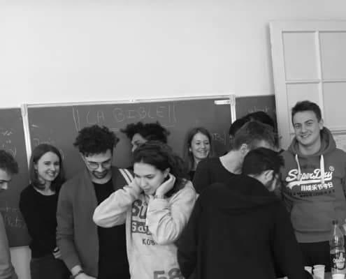 élèves prépa Ipécom Paris