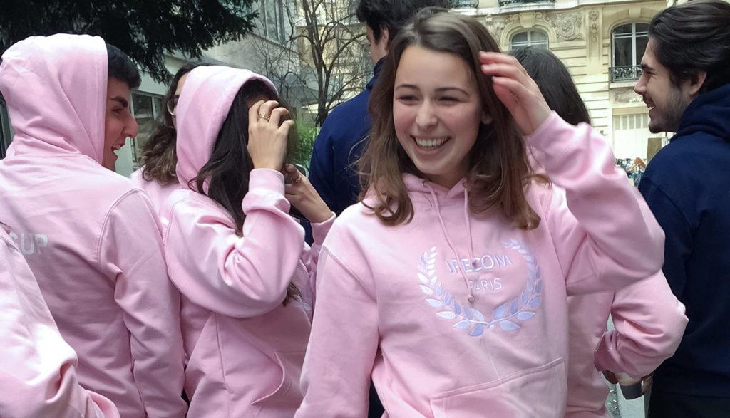 prépa HEC Ipécom Paris élèves étudiants