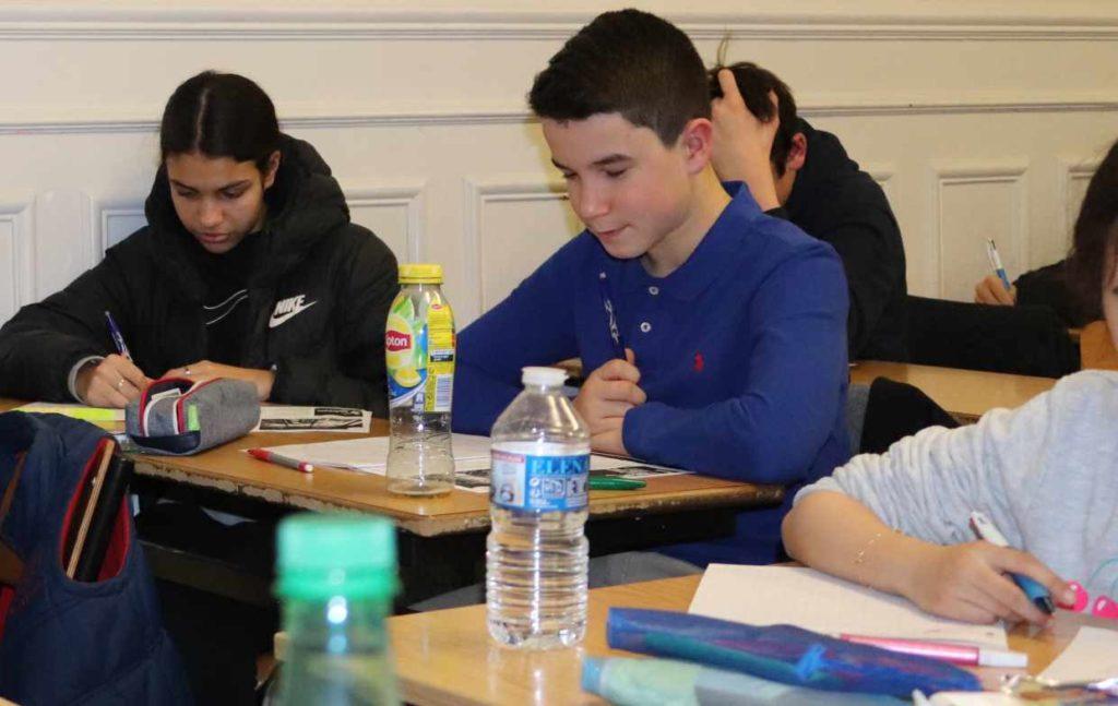élèves ipécom paris, stages de s.e.s.