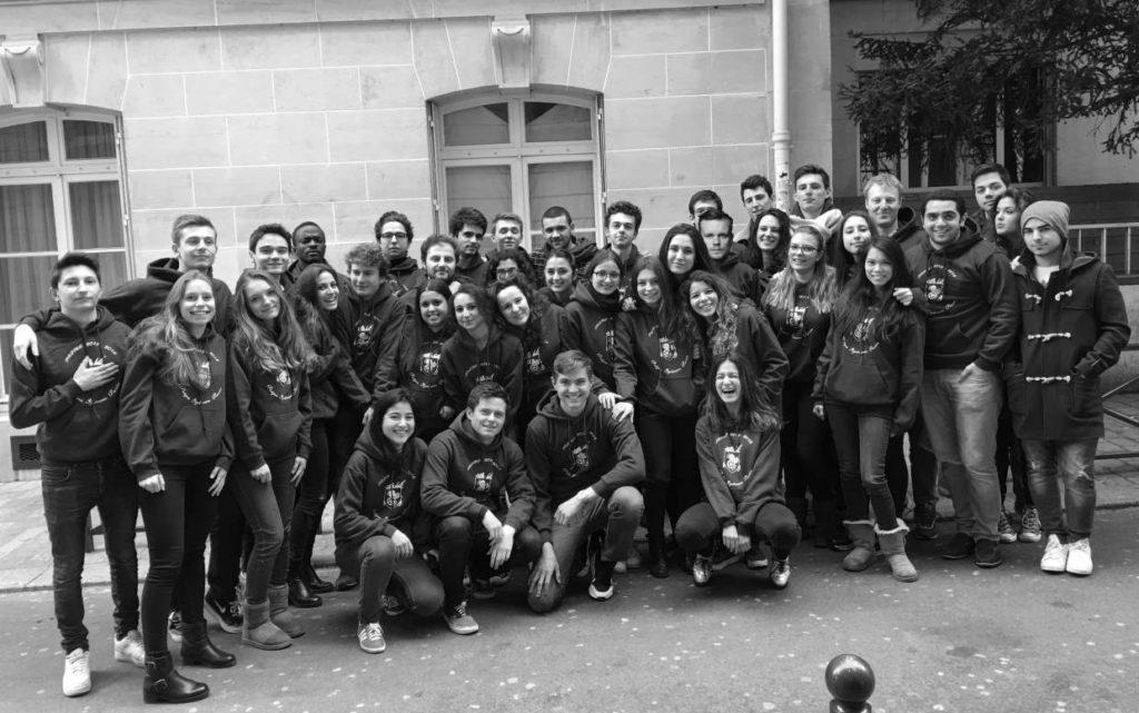 prépa hec, lycée privé, collège eip, stages prépa et stages lycée Ipécom Paris, élèves