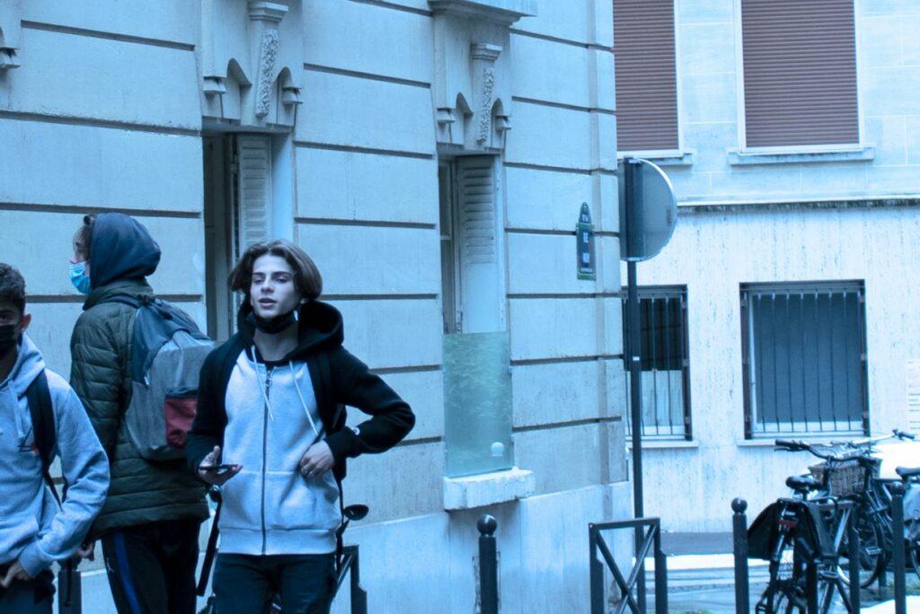 stages intensifs Toussaint élèves lycée privé Ipécom Paris