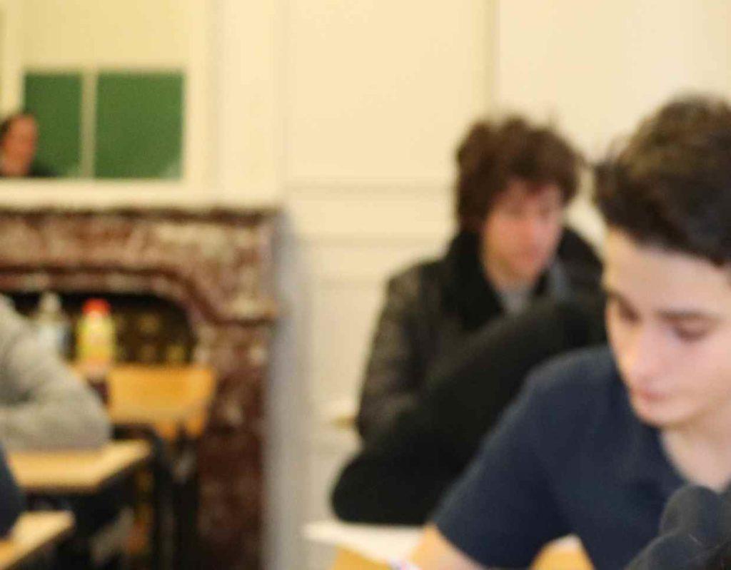 stages intensifs de français, élèves ipécom paris