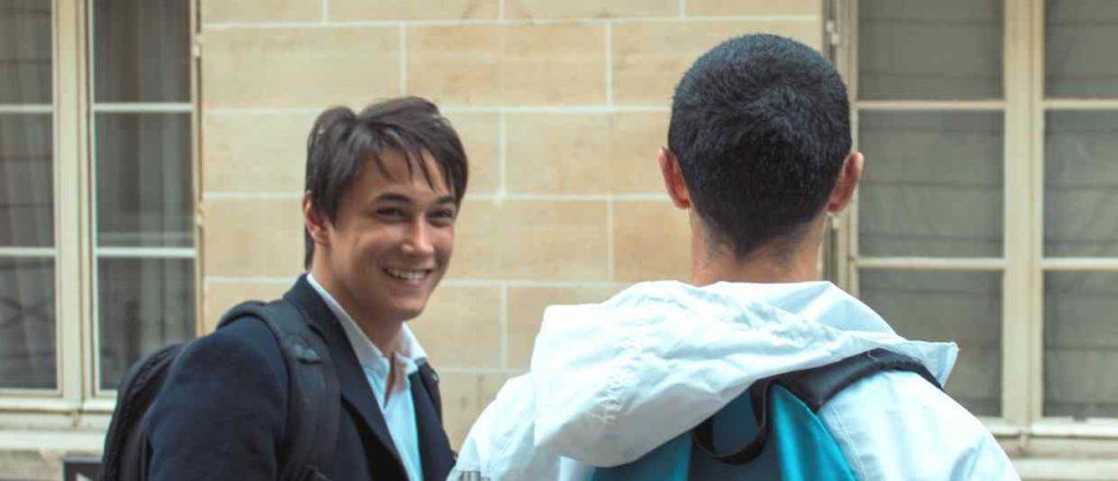 élèves stages intensifs lycée ipécom paris