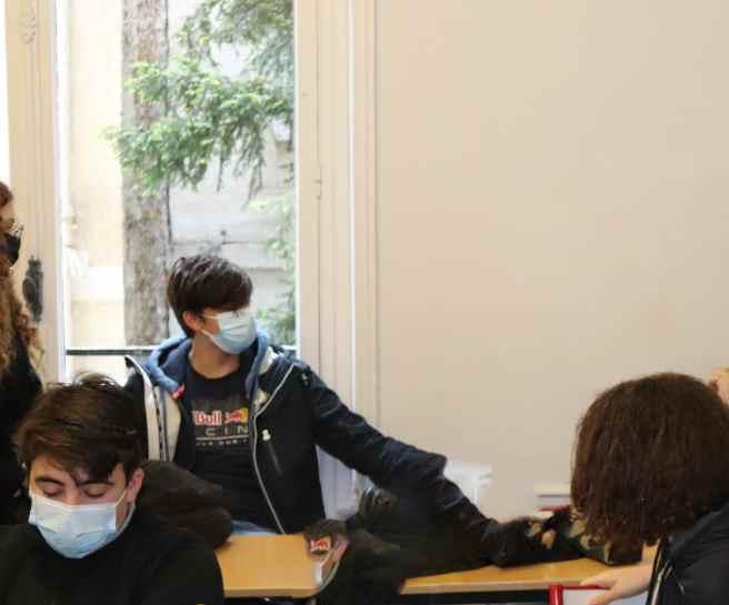 stages intensifs vacances de la Toussaint lycée privé Ipécom Paris